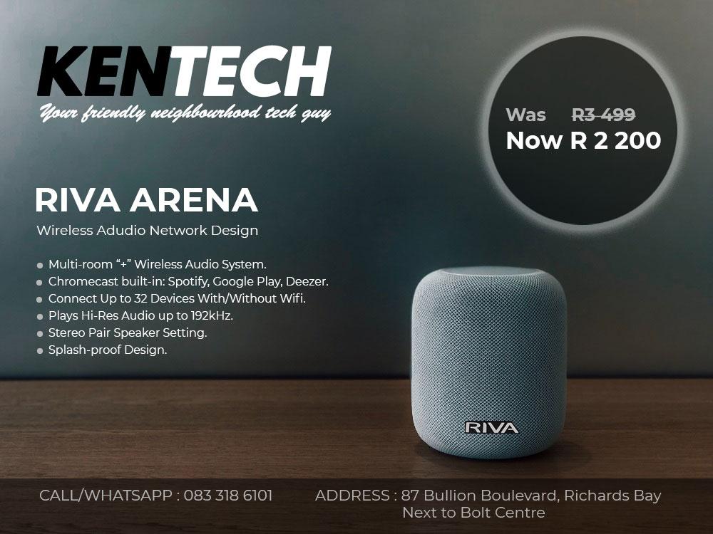 Riva wireless speaker